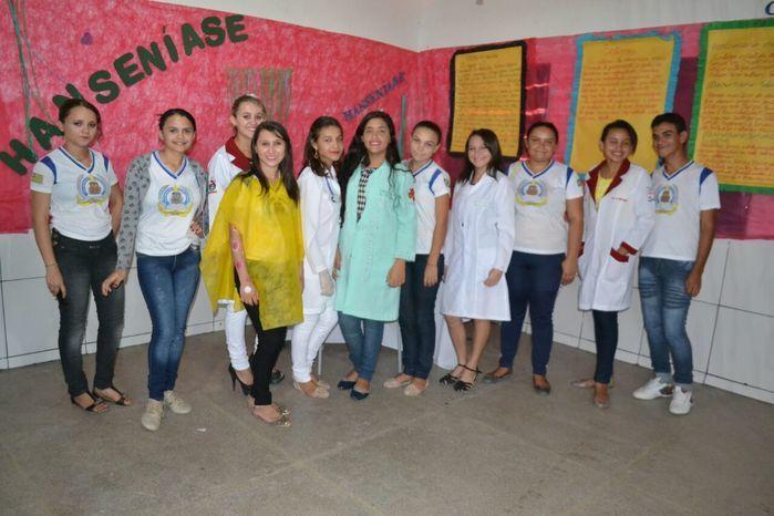 ASA realiza I Exposição Saúde na Escola - Imagem 63
