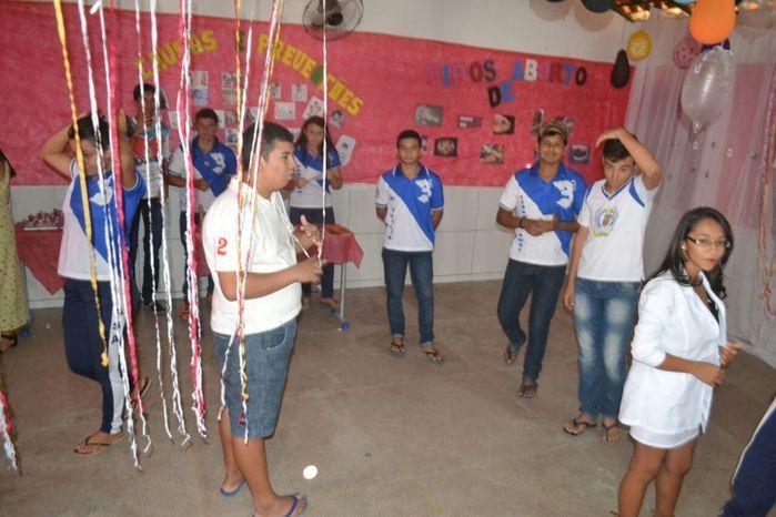ASA realiza I Exposição Saúde na Escola - Imagem 35