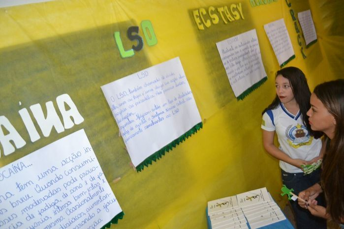 ASA realiza I Exposição Saúde na Escola - Imagem 48