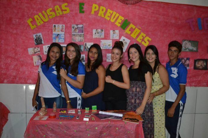 ASA realiza I Exposição Saúde na Escola - Imagem 61