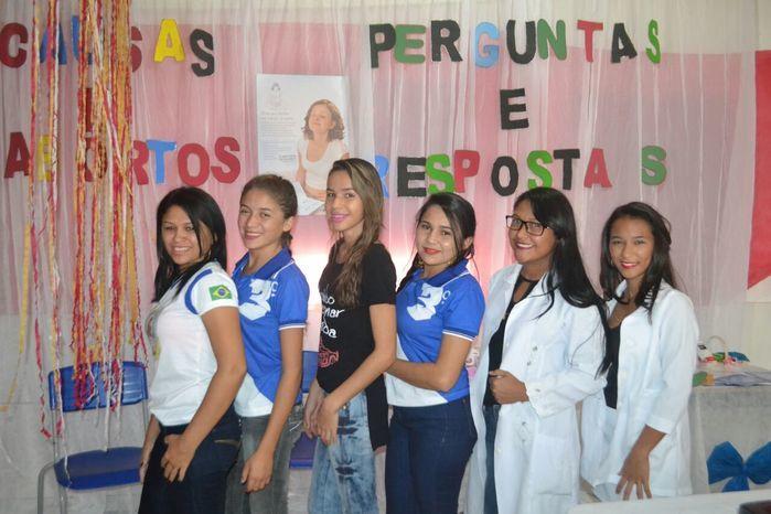 ASA realiza I Exposição Saúde na Escola - Imagem 29