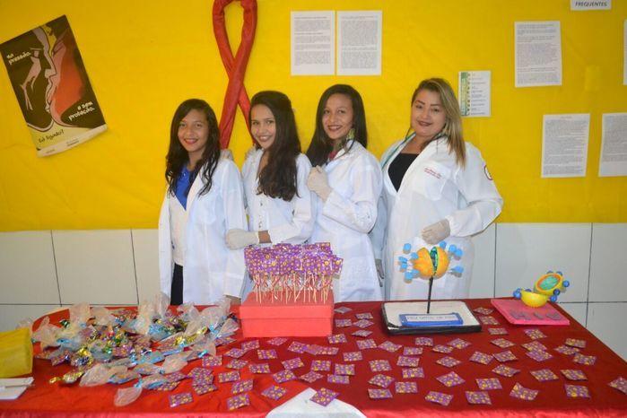 ASA realiza I Exposição Saúde na Escola - Imagem 14