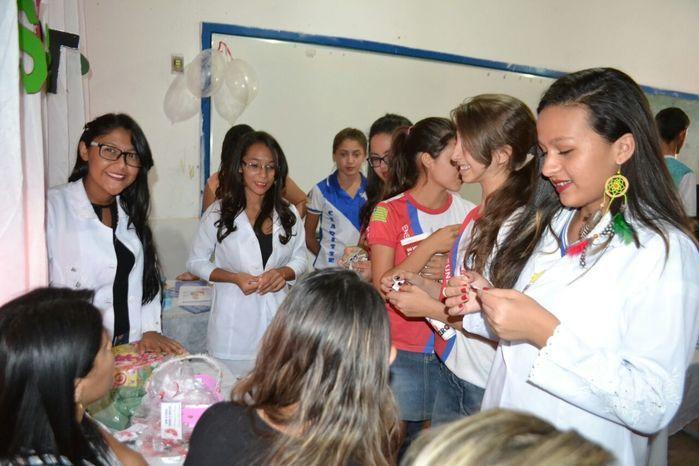 ASA realiza I Exposição Saúde na Escola - Imagem 62
