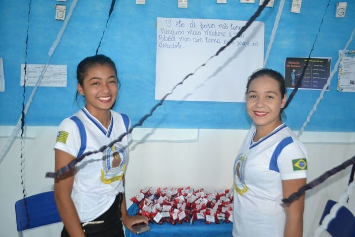 ASA realiza I Exposição Saúde na Escola - Imagem 9