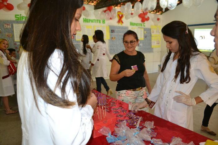 ASA realiza I Exposição Saúde na Escola - Imagem 58