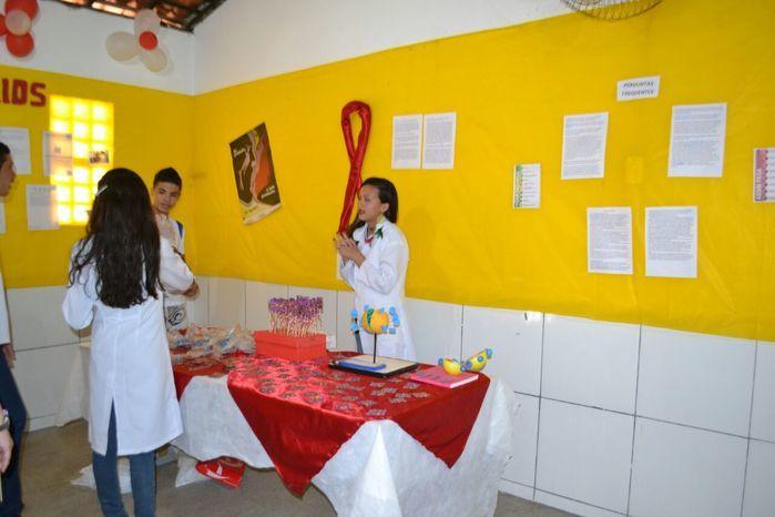 ASA realiza I Exposição Saúde na Escola - Imagem 57