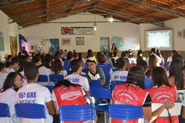 ASA realiza I Exposição Saúde na Escola - Imagem 79