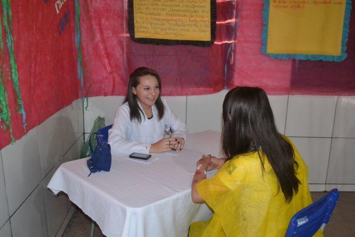 ASA realiza I Exposição Saúde na Escola - Imagem 43