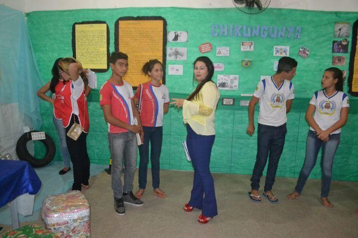 ASA realiza I Exposição Saúde na Escola - Imagem 30