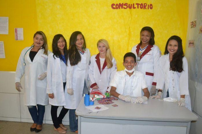 ASA realiza I Exposição Saúde na Escola - Imagem 16
