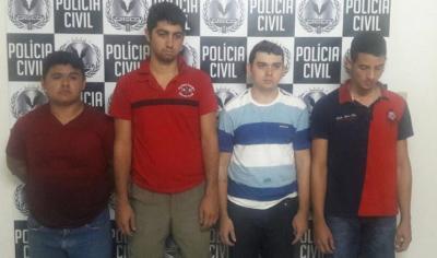 Acusados de estupro coletivo Sigefredo Pacheco (Crédito: Reprodução)