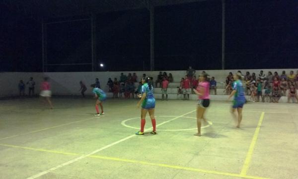 Secretaria de Esporte Realiza competições durante o Festejo