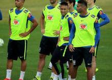 Seleção brasileira pode ter primeira folga no domingo (25