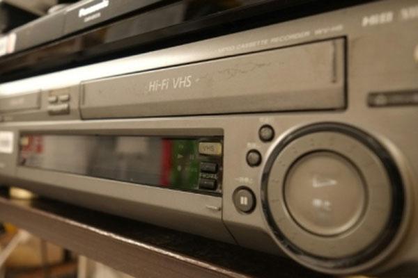 Fabricante japonesa anuncia o final da produção de videocassetes