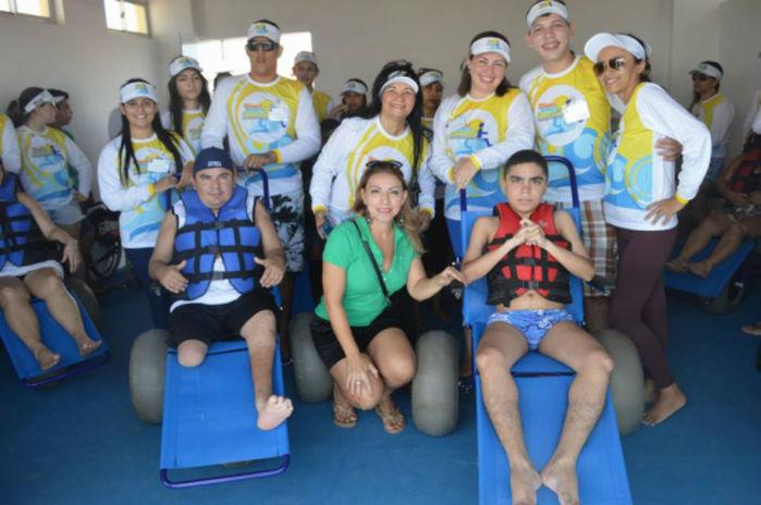 Inauguração Piauí Praia Acessível