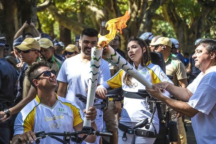 Lais Souza e Fernando (Crédito: Reprodução)