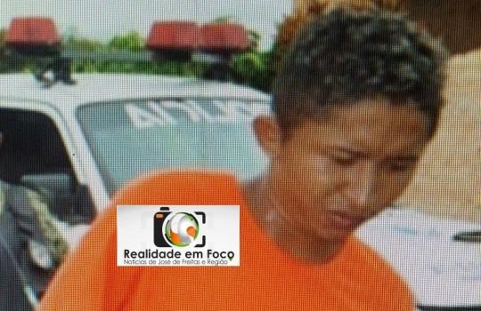 Filho da acusada está sendo procurado (Crédito: Reprodução)