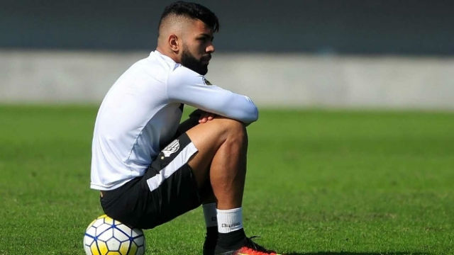 Gabigol (Crédito: Gazeta Press)
