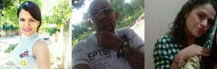 Revoltado com fim de relacionamento, homem mata 2 pessoas em Timon (Crédito: Policia)
