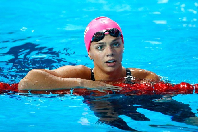 Yulia Efimova, natação Rússia (Crédito: Getty)