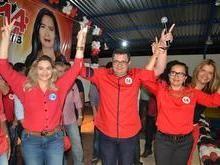 PTB de Pimenteiras realiza convenção indica Venicio do Ó a reeleiçã