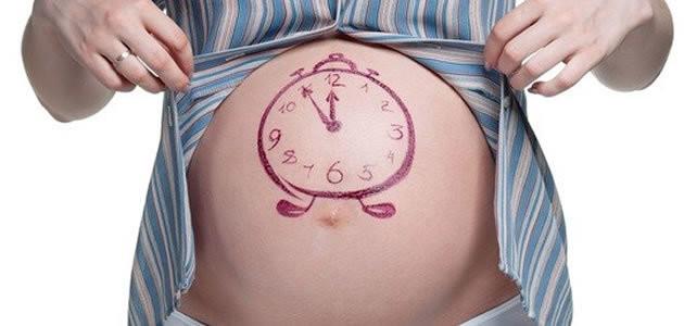 Bebês podem passar mais de 9 messes na barriga da mãe?