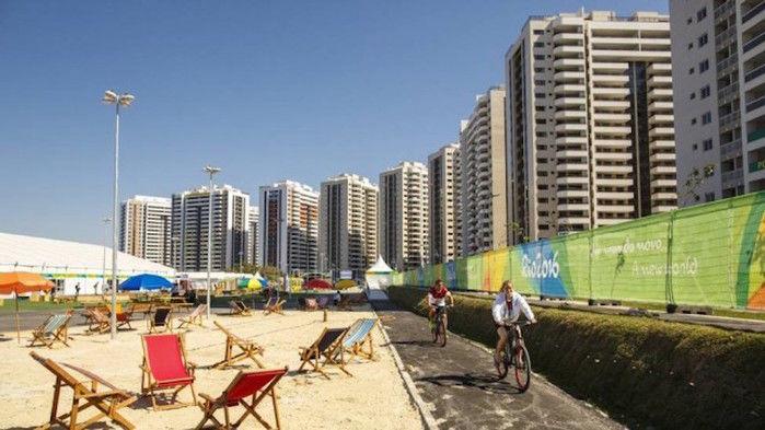 Vila Olímpica (Crédito: Reprodução)