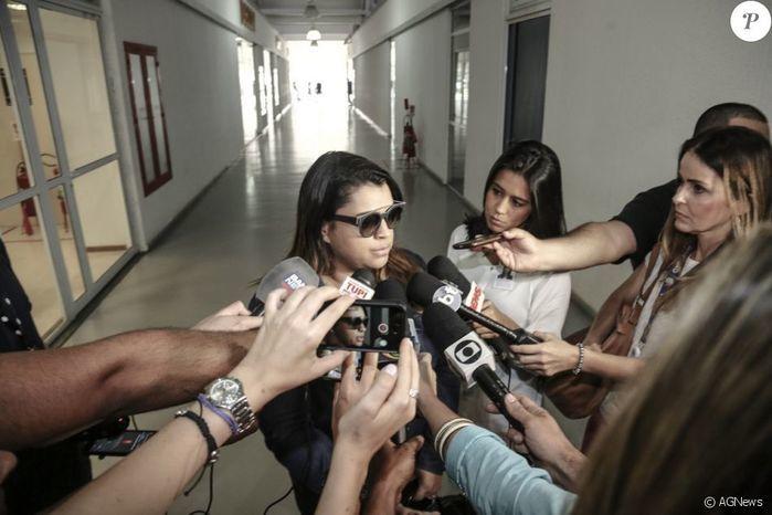 Preta Gil denunciou o caso na delegacia (Crédito: Reprodução)