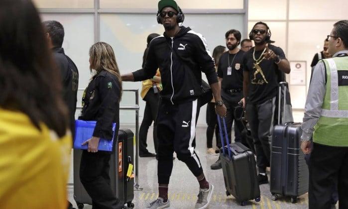 Usain Bolt (Crédito: AP)