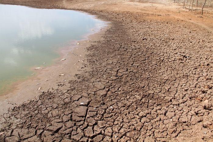 No Piauí, 117 cidades estão em estado de emergência por conta da seca (Crédito: Reprodução)