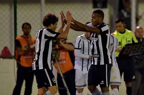 Botafogo vai às oitavas de final da Copa do Brasil (Crédito: Reprodução)