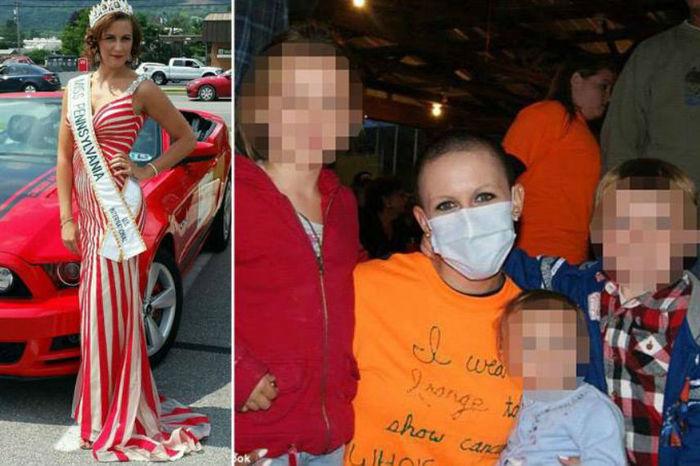 Ex-miss fingiu ter câncer por dois anos