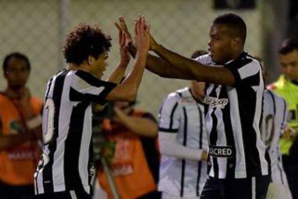 Botafogo vai às oitavas de final da Copa do Brasil