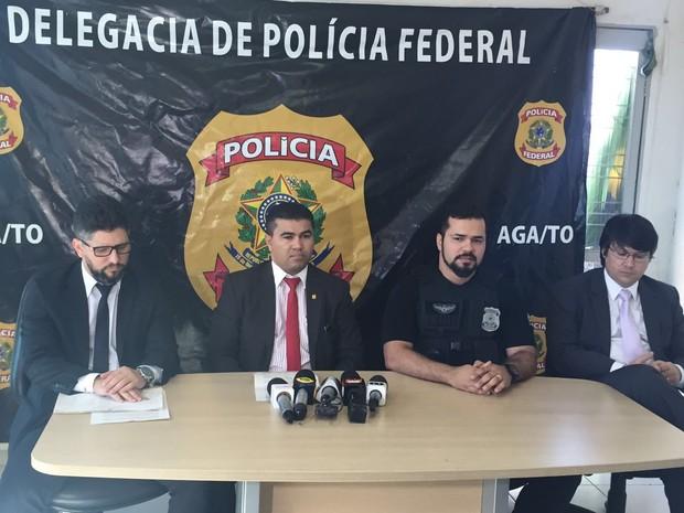 PF prende prefeito em operação contra desvio de recursos públicos (Crédito: Reprodução)
