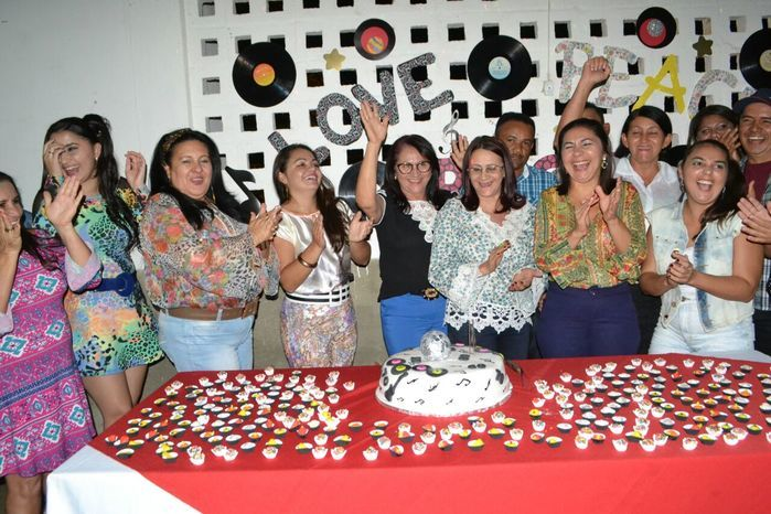 ASA promove grande festa de aniversário para funcionários - Imagem 79