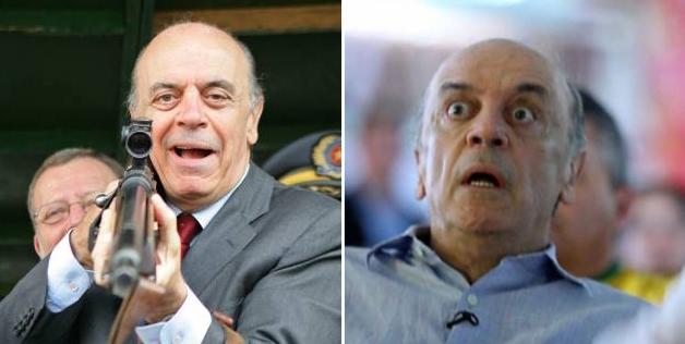 José Serra (Crédito: Reprodução)