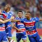 Fortaleza goleia América-MG e vai às oitavas da Copa do Brasil