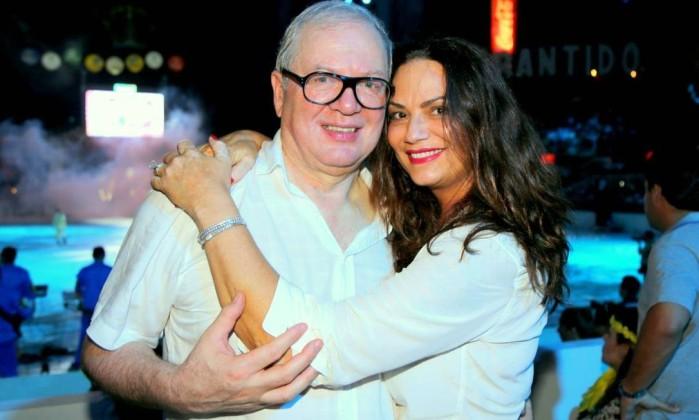 MP aceita denúncia contra ex- marido de Luiza Brunet por agressão (Crédito: Reprodução)