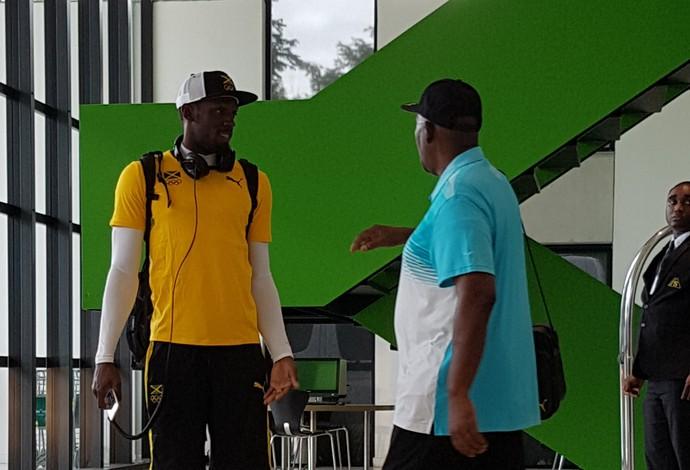Usain Bolt (Crédito: Globoesporte.com)