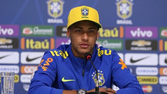 Atacante Neymar (Crédito: MoWA Press)