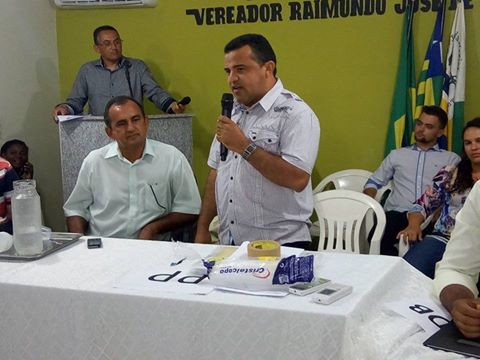 Pré-candidato a prefeito Hélio Neri (Crédito: Marilândia Guimarães)