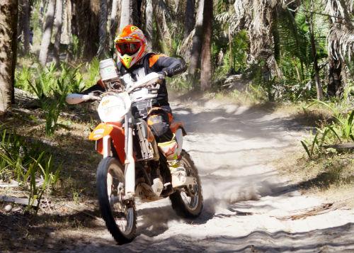 Piloto Veterano campeão Moto Rally - Peter Ferreira