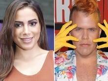 Perez Hilton elogia Anitta e a compara com Fergie