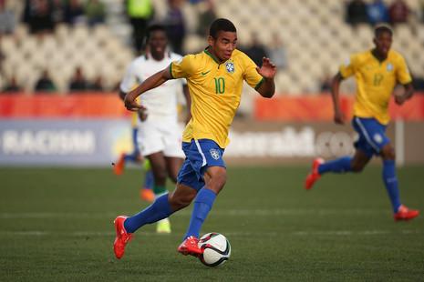 Palmeiras e City chegam a acordo sobre Gabriel Jesus