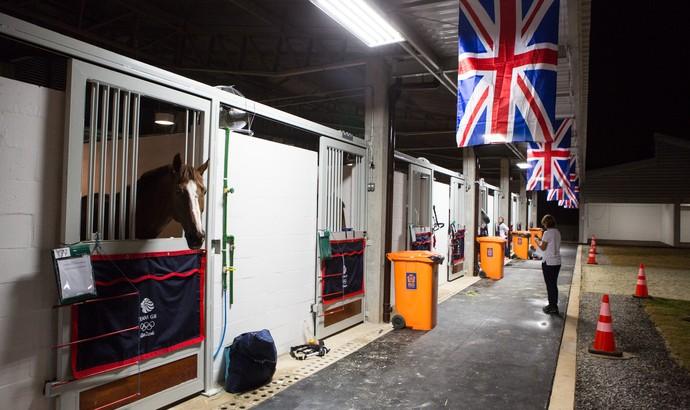 Cavalos de 10 países chegam ao Rio para a Olimpíada (Crédito: Rio-2016)