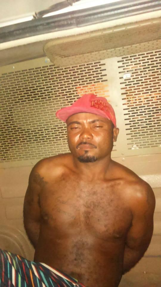Homem acusado de homicidio é preso na zona Leste de Teresina (Crédito: Reprodução)