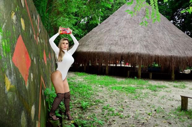 Mulher Maçã (Crédito: Divulgação)