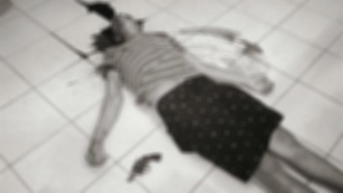 Jovem morreu no local (Crédito: Reprodução)