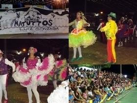 Confira as fotos do Festival de Quadrilhas de Santa Rosa do Piauí