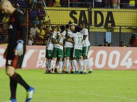 Palmeiras vence Sport e mantém vantagem na liderança do Brasileirão